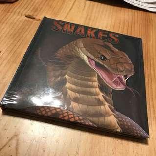 Snakes L K Scott Jeff Mangiat