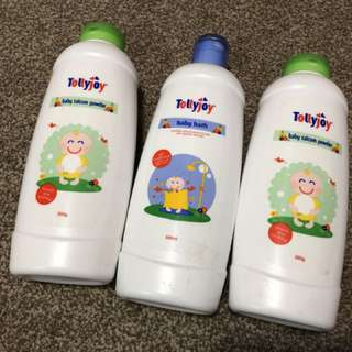 Tollyjoy Baby Bath Set