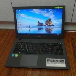 【出售】Acer Aspire E5-532G 四核心 筆記型電腦