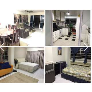 PASIR RIS 3BR For Rent (Clean & Spacious) - Belle Zhang (Direct owner) 8328 3939