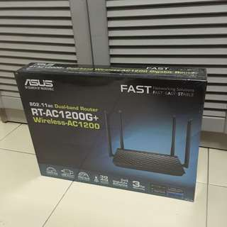 Asus dual-band router