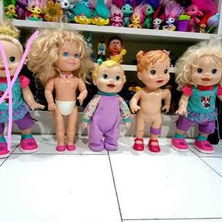 Baby Alive &Doll vintage