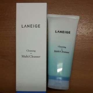 New 180ml Laneige Cleansing Multi Cleanser