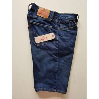 Very new Levis jeans 505 bermuda for sale