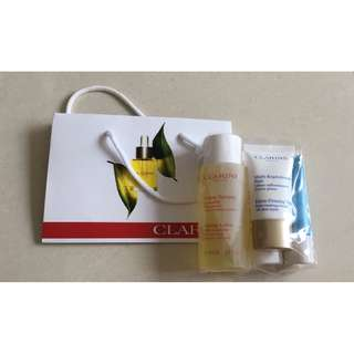 Clarins Facial Products