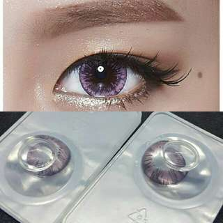 TruColour Pink Contact lens