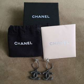 Authentic Chanel CC earnings