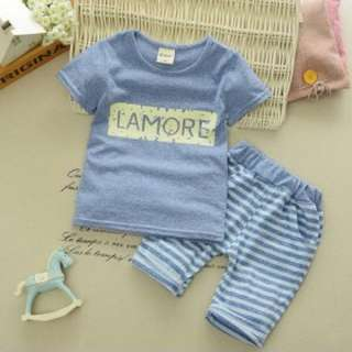 Shirt And Pants - Lamore Set
