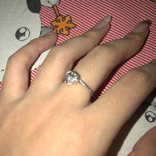 Cincin diamond