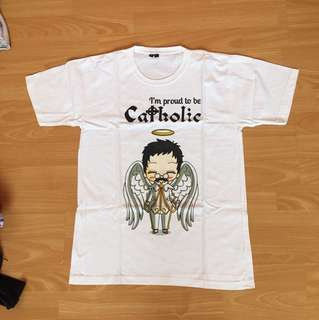 KAOS IM PROUD TO BE A CATHOLIC