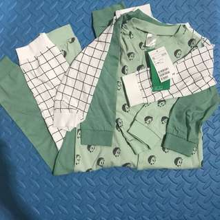 3-in1 H&M Sleepsuits