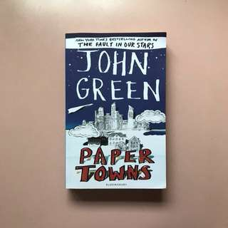 [JOHN GREEN] Paper Towns