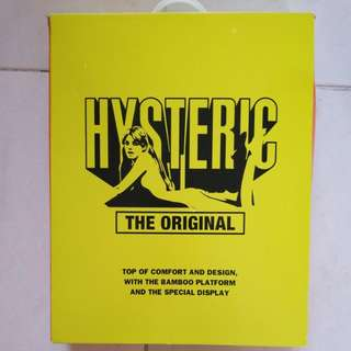 HYSTERIC GLAMOUR 電子磅