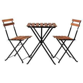 Brand new ikea foldable table and chairs for sale