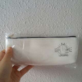 Brand New Craftholic Keep Rab smile pencil box