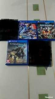 放PS4 Game