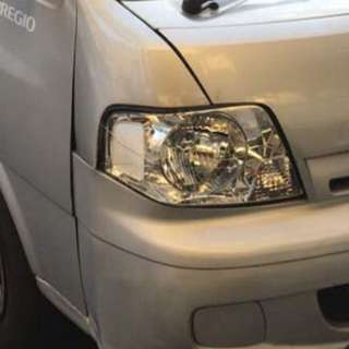 Kia pregio head lamp (ori)