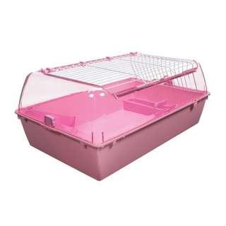 Living World: Zoozone 1 Cage pink