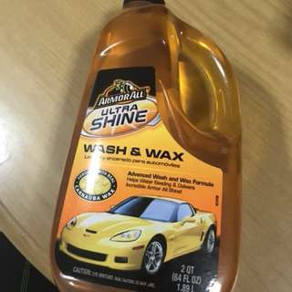 [New Yr Special] ArmorAll Wash & Wax