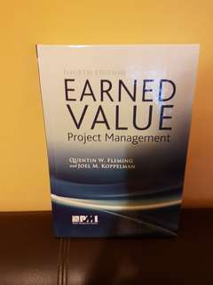 Earned Value Project Management Book