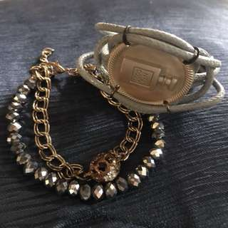 Mrs. Grey Bracelet