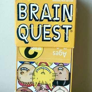 Brain quest 9/10 cards condition