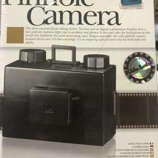 DIY 針孔相機 35mm 菲林相機 pinhole camera