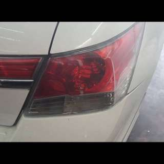 Honda Accord 08 Tail Lamp
