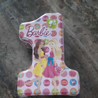 Barbie Coin Box