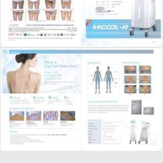Micool -Acryo fat reduction