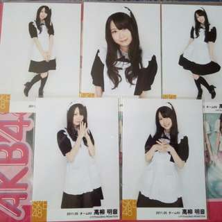 Photoset Takayanagi Akane (Chuuri)  SKE48