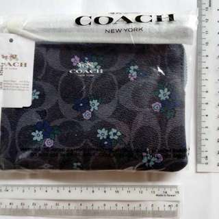 Coach Floral Purse/ Wrislet/ Wallet