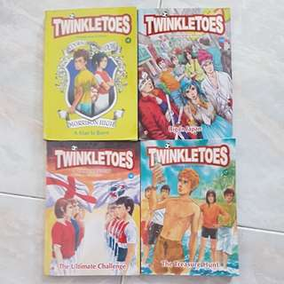 Twinkletoes books