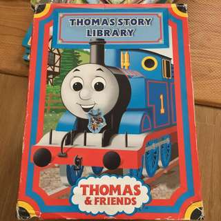 Thomas & friends liabrary