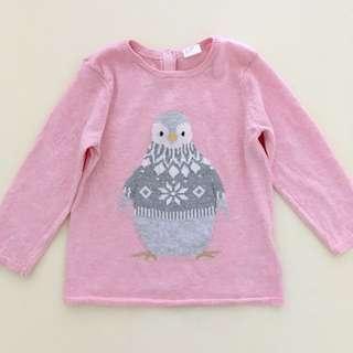 H&M Penguin Sweater