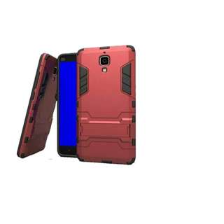 Case Xiaomi Mi4 Ironman (Armor Shield) Series With Stand Mode
