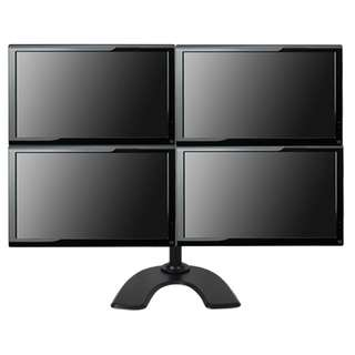 """Up to 4 x 27"""" monitor Stand 