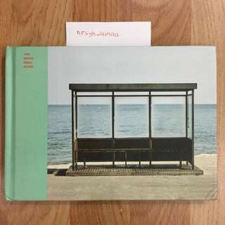 [PRICE REDUCED] WITH PC BTS YOU NEVER WALK ALONE YNWA MINT LEFT VER