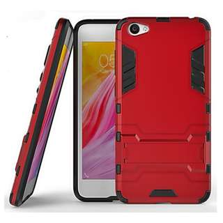 Case Vivo Y55 Ironman (Armor Shield) Series With Stand Mode