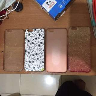 Take all case iphone 6 / 6s ( 4 case 50rb )