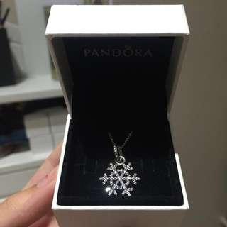 PANDORA Anchor Chain & Necklace