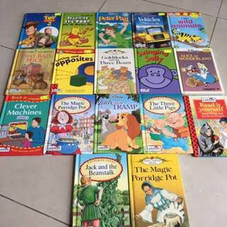 Children books bundle sale
