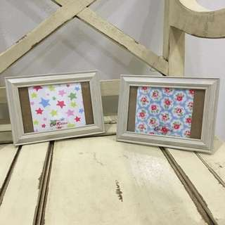 Authentic Cath Kidston Fabrics In Frame