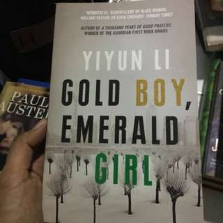 Emerald Girl by YiYun Li