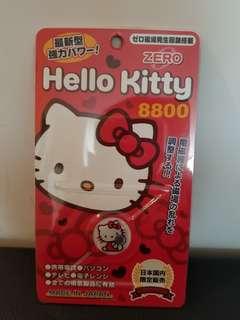 Hello Kitty(日本限定)防幅射貼