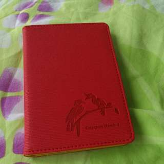 Brand New passport holder/ notebook