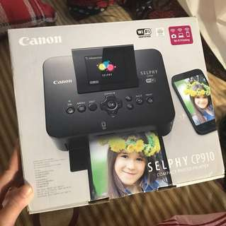 canon selphy cp910 wifi