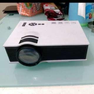投影機 projector 投映機 99%新
