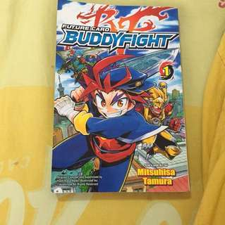 Buddy fight comics