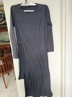 Long dress casual